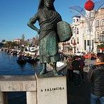 Estátuas da Ponte Foto