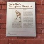 Billede af Babe Ruth Birthplace and Museum