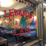 Foto de Lebanon's Cafe
