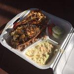 Foto Chef Kareem's UnBelizeable Lunch
