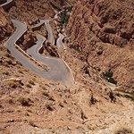 Billede af Dades Gorge