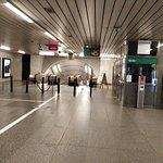 Prague Metro-bild