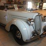 Delahaye 134-M 1938 , véhicule du film l'été meurtrier