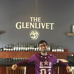 Foto van The Glenlivet Distillery