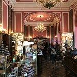 E. Wedel Chocolate Lounge Staroswiecki Sklep Foto