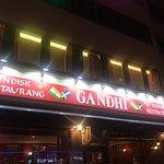 Bild från Gandhi