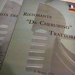Foto van Ristorante Trattoria Cherubino