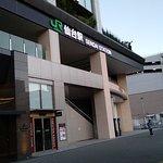 仙台站照片
