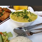 صورة فوتوغرافية لـ ‪Thai&Indischen Restaurant Curry lounge‬