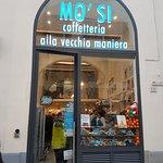 Foto de Mo' Si Caffetteria Alla Vecchia Maniera