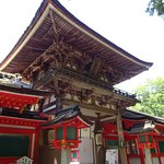最古の神社