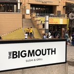 The Big Mouth Foto