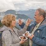 Celebrating a special occasion?  Why not do it at the Top of Gowlland Tod!