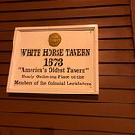 The White Horse Tavern Foto