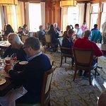 Foto de The Dining Room at Castle Hill Inn