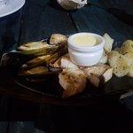 Foto de The Waterline Restaurant & Beach Bar