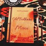 "Photo de Restaurant ''Old Bukhara"""