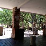 Damara Mopane Lodge รูปภาพ