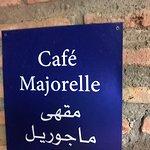 Cafe Jardin Majorelle Marrakechの写真