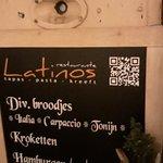 Foto van Restaurant Latinos