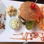 Bilde fra Beats Burger