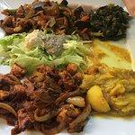 Foto de Tadu Ethiopian Kitchen