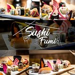 Sushi Fumi c'est des produits d'une grande fraîcheur, un brin de folie et une esthétique moderne
