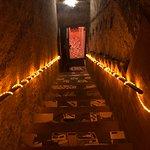 Fotografia lokality Cajovna v Podzemi - Underground Tea Room