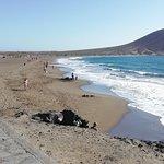 Playa de la Tejitaの写真