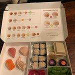 Foto de SUGARFISH by sushi nozawa