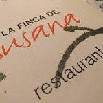 Bild från La Finca de Susana