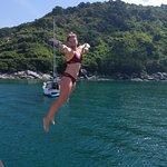 普吉拉蒙特水上之旅照片