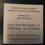 Foto de Antico Caffè Santamaria