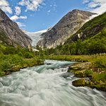Photo of Briksdal Glacier (Briksdalbreen)