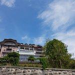 Hotel Préalpina in Chexbres im Weingebiet Lavaux