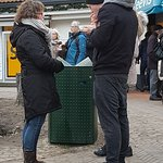 Zeevishandel Brassem Domburg Foto