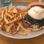 Foto de Baobab Organic Burger