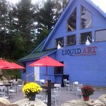 Liquid Art Eatery & Coffeehouse
