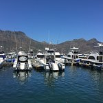 Foto de The Lookout Deck Hout Bay Restaurant, Bar & Sushi