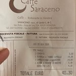 Foto de Caffe Saraceno