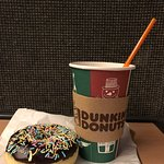 Photo de Dunkin' Donuts