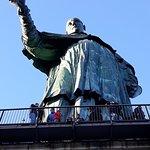 Photo de Statue of San Carlone