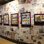 Photo of Belgian Comic Strip Center