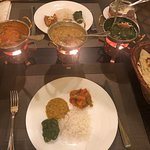 Kanchi Indian Restaurant Baden Foto