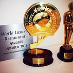 Restaurant Bonjour Vietnam won the FIRST prize for the best Vietnamese restaurant in Europe 2018