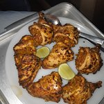 Super yummy Afghani Chicken ND Spring Rolls