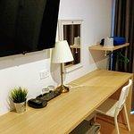 Studio with Balcony Room.
