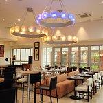 Bourbon Cambará Hotel | Lobby Bar Ouro Verde