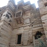 a palace wall