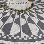 Fotografia de Strawberry Fields, John Lennon Memorial